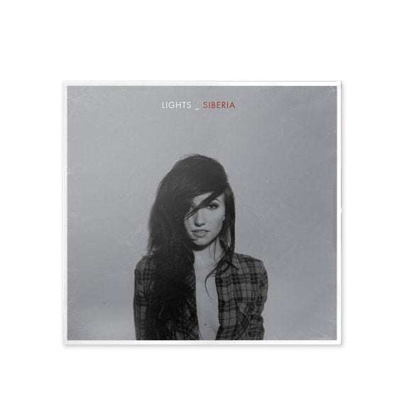 LIGHTS -Siberia- CD