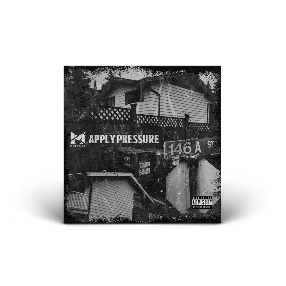 Merkules - Apply Pressure - CD