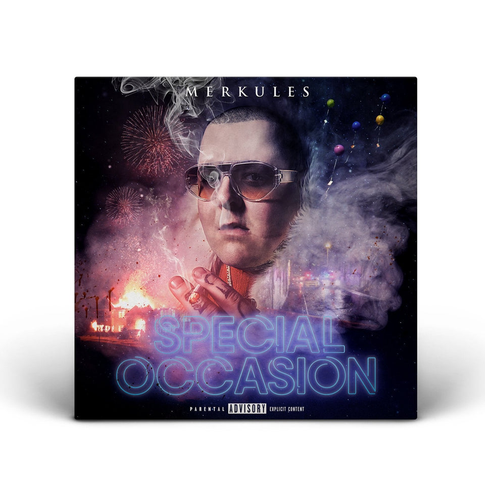Merkules - Special Occasion - CD