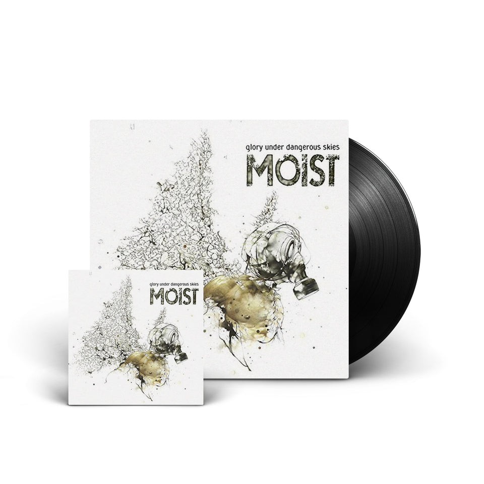 Moist - Glory Under Dangerous Skies - Album