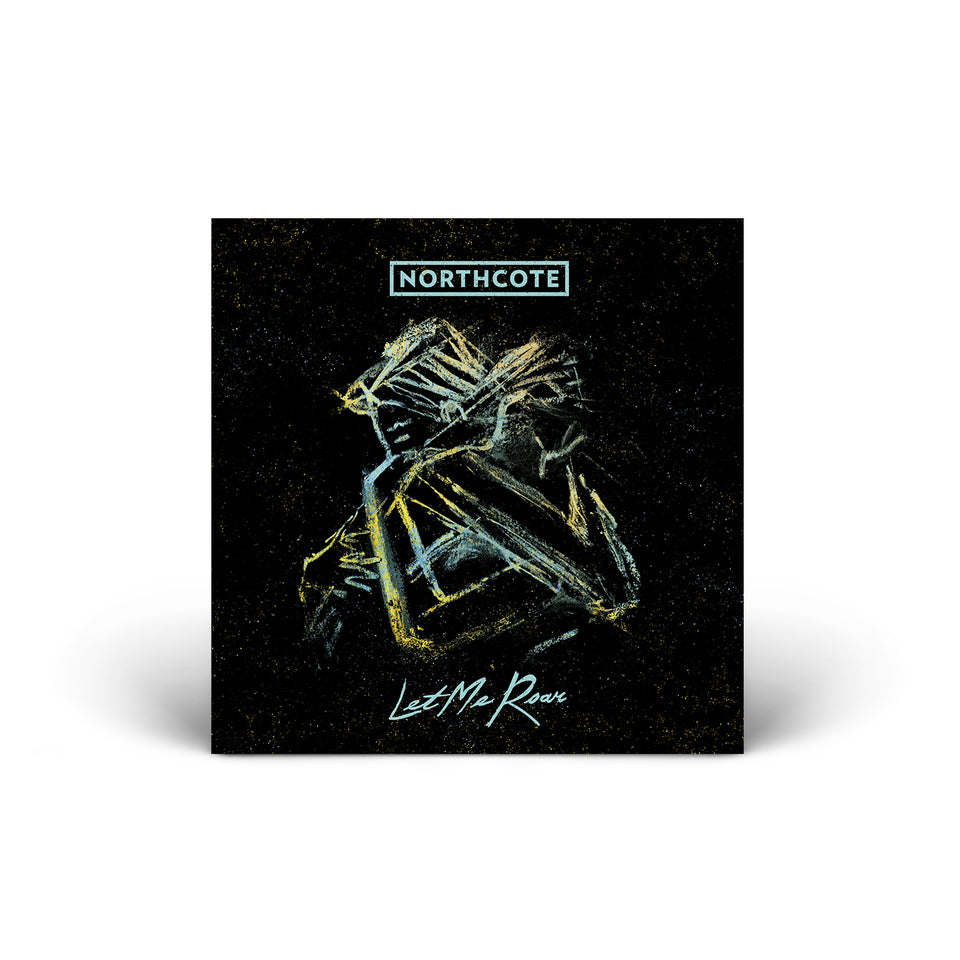 PRE ORDER - Northcote - Let Me Roar - CD Digipack