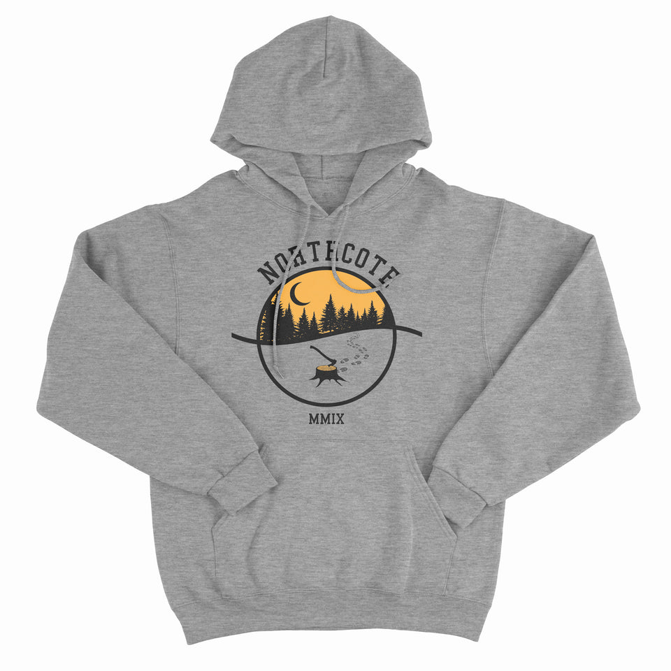 Northcote - Axe - Heather Gray Pullover Hoodie