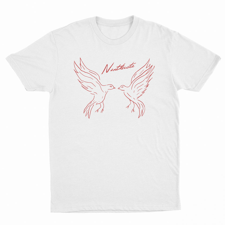 Northcote - Wings - Unisex Tee - White