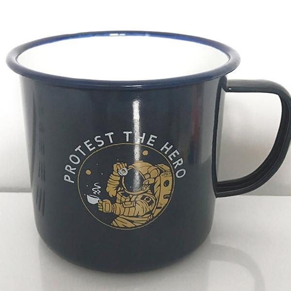 PROTEST THE HERO - Astro Pizza - Camper Mug