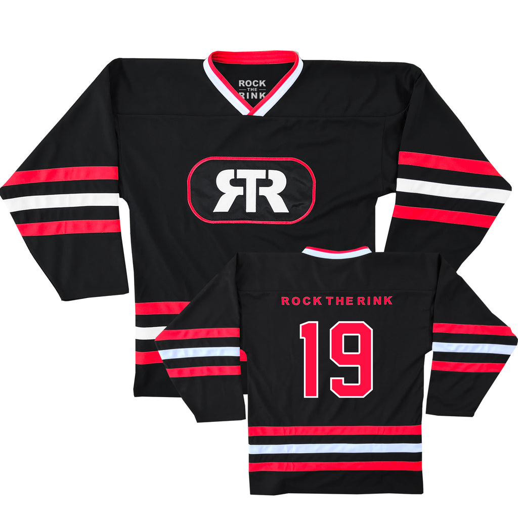 Rock The Rink - Official 2019 Hockey Jersey
