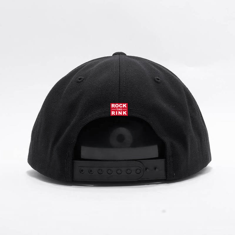 Rock The Rink - Official 2019 Tour Hat - Black