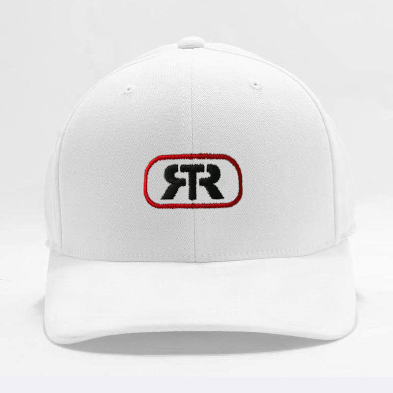 Rock The Rink - Official 2019 Tour Hat - White