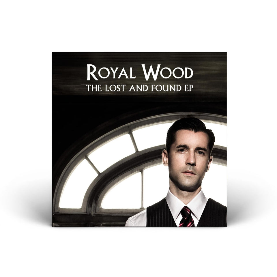 Royal Wood - The Lost and Found - CD