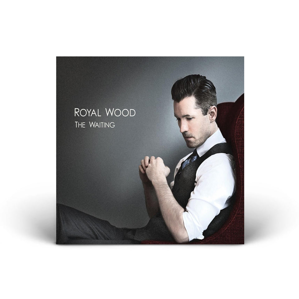 Royal Wood - The Waiting - CD (2010)