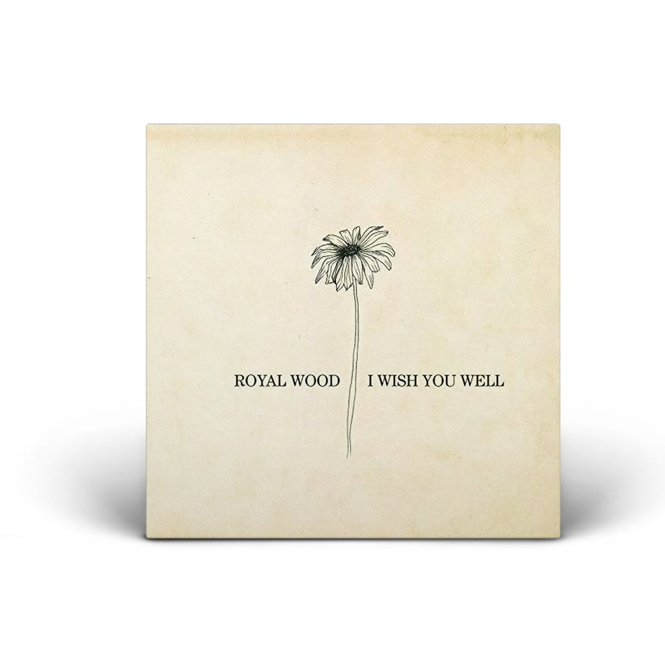 Royal Wood - I Wish You Well - CD (2014)