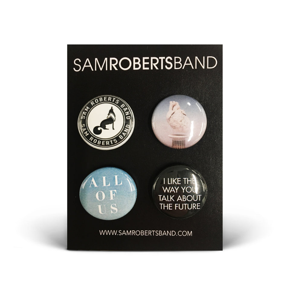 SRB - 2020 Edition 4 Pin Pack