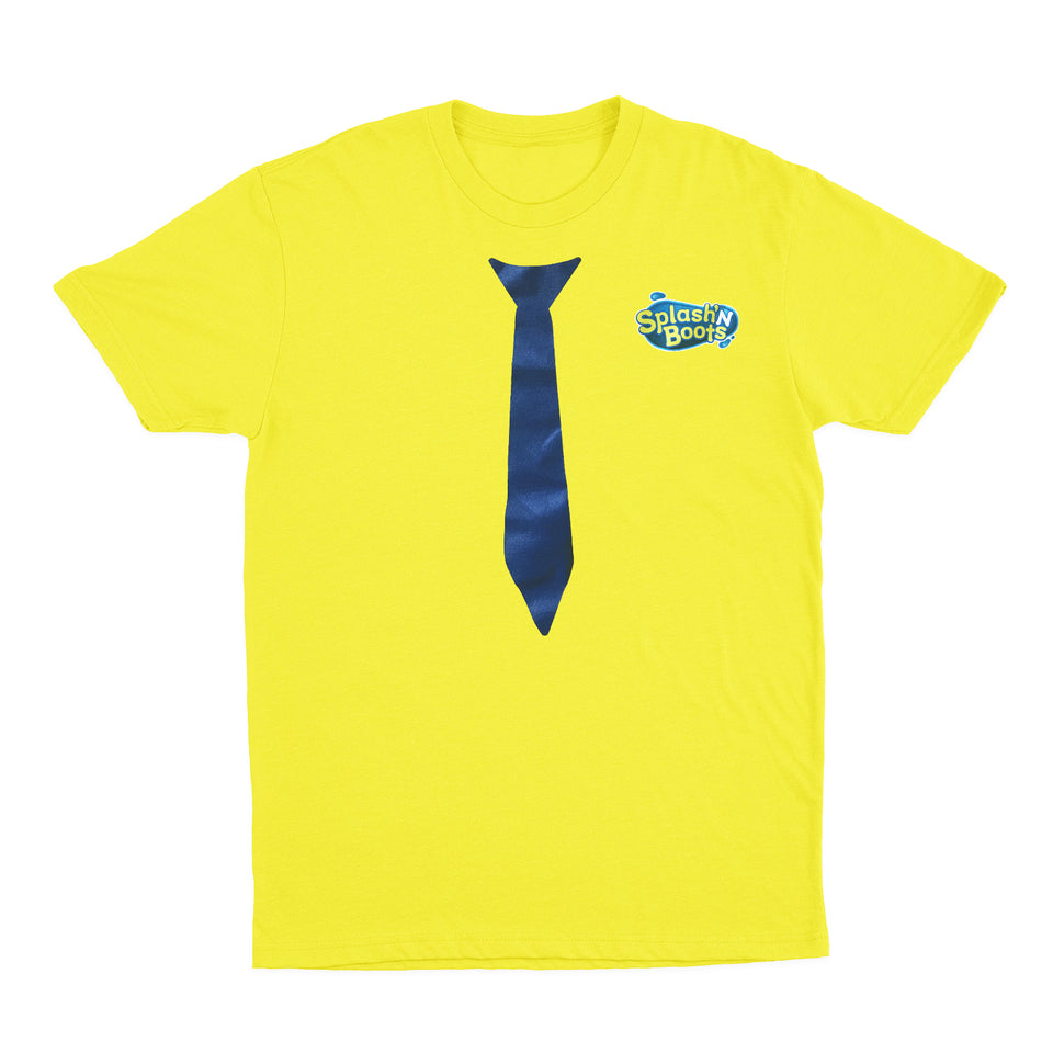 Splash N Boots - Tie - Youth Tee