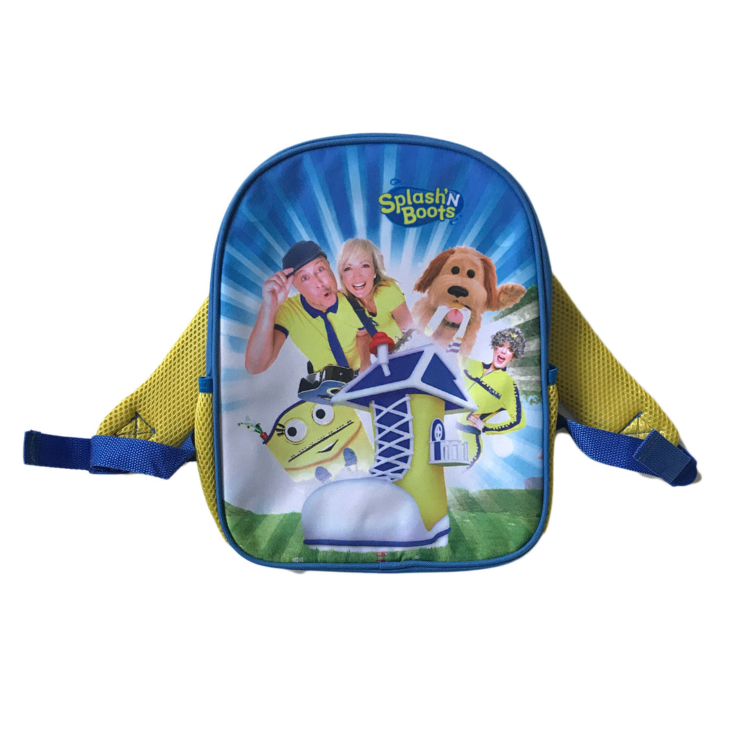 Splash N Boots - Backpack