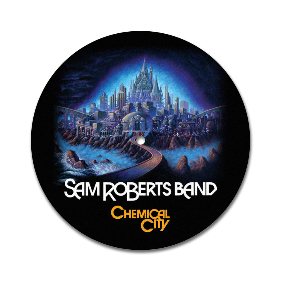 PRE ORDER - SRB - Chemical City Slip Mat