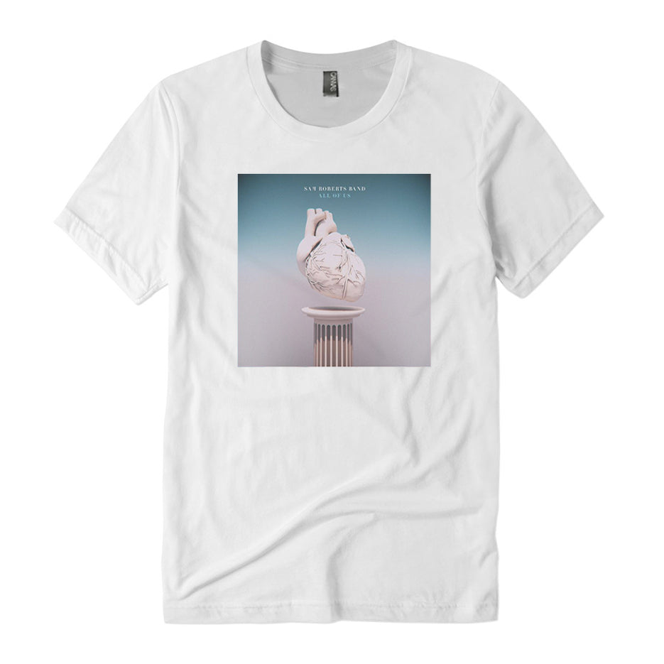 SRB - All Of Us Tee - White