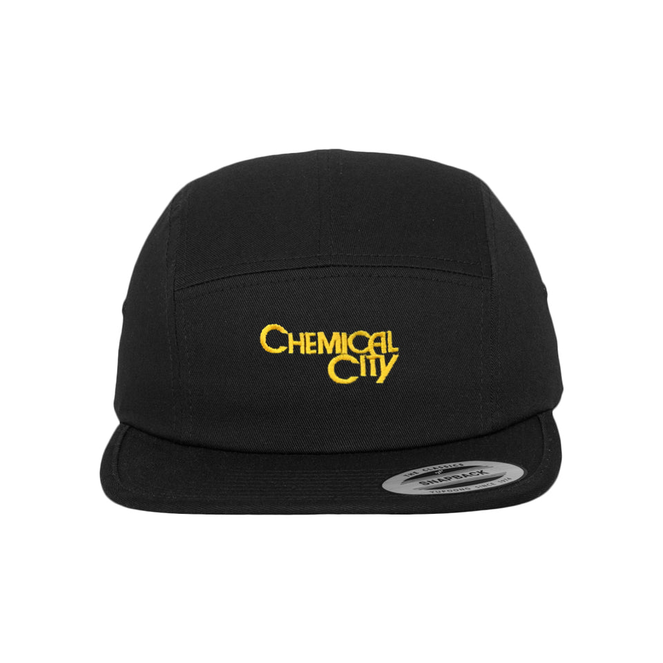 SRB - Chemical City Jockey Cap - Black
