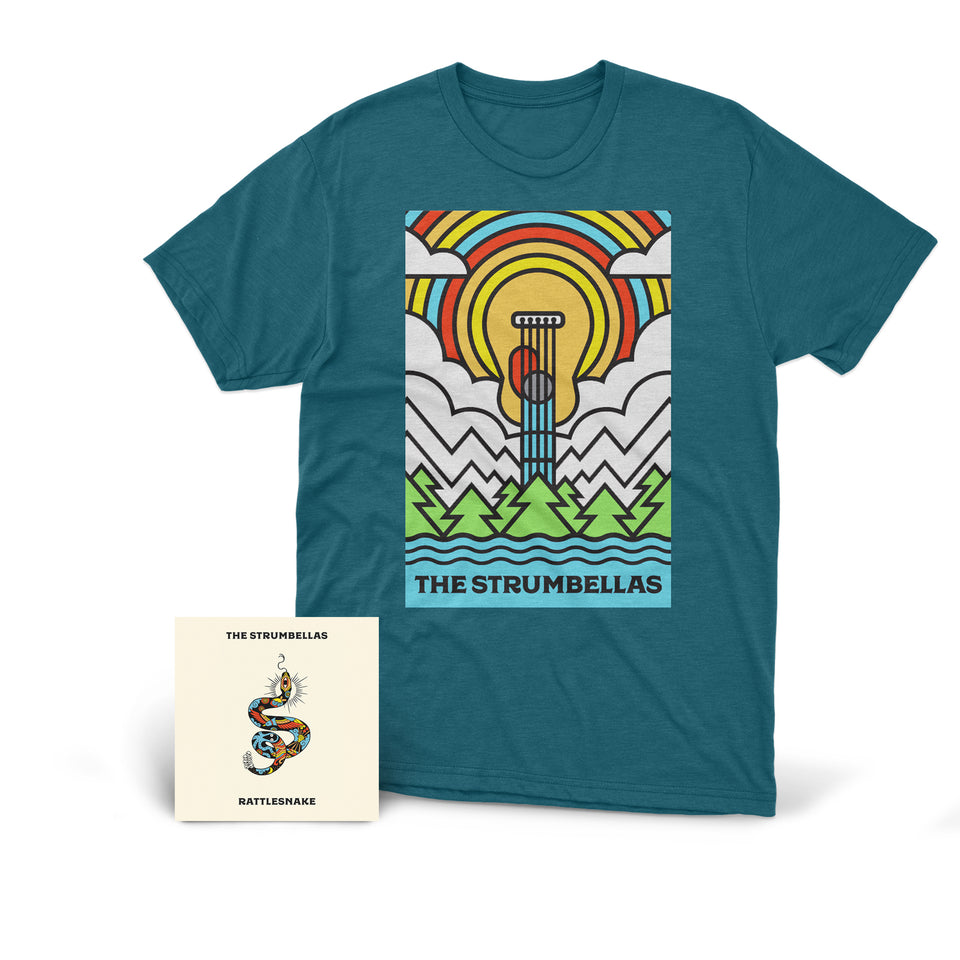 THE STRUMBELLAS - Rattlesnake - CD Bundle
