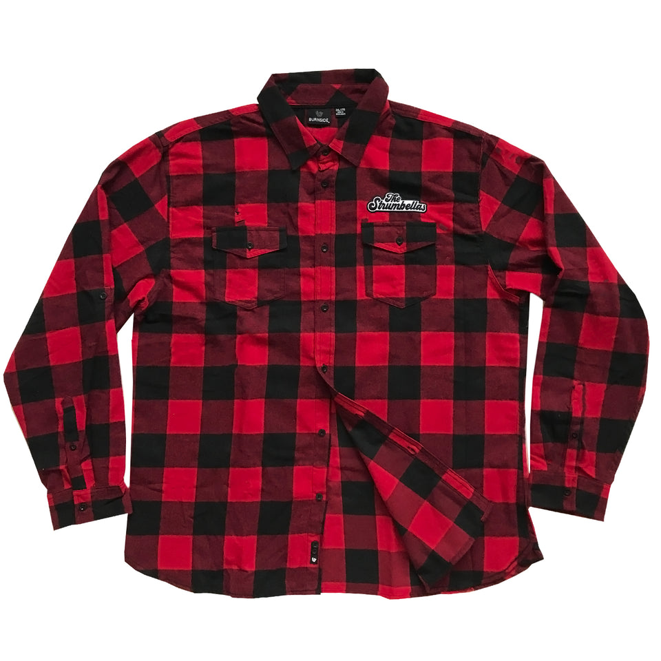 The Strumbellas - Logo - Premium Flannel Shirt