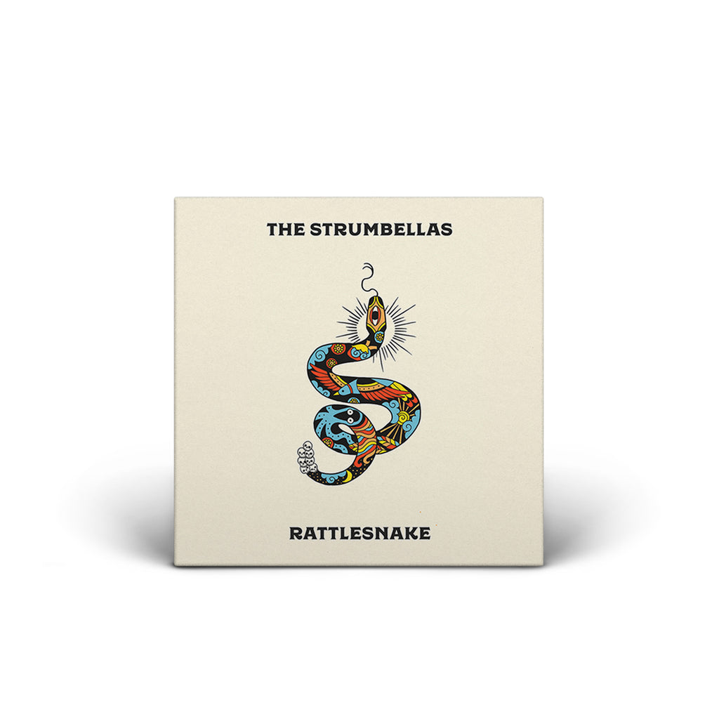 THE STRUMBELLAS - Rattlesnake - CD