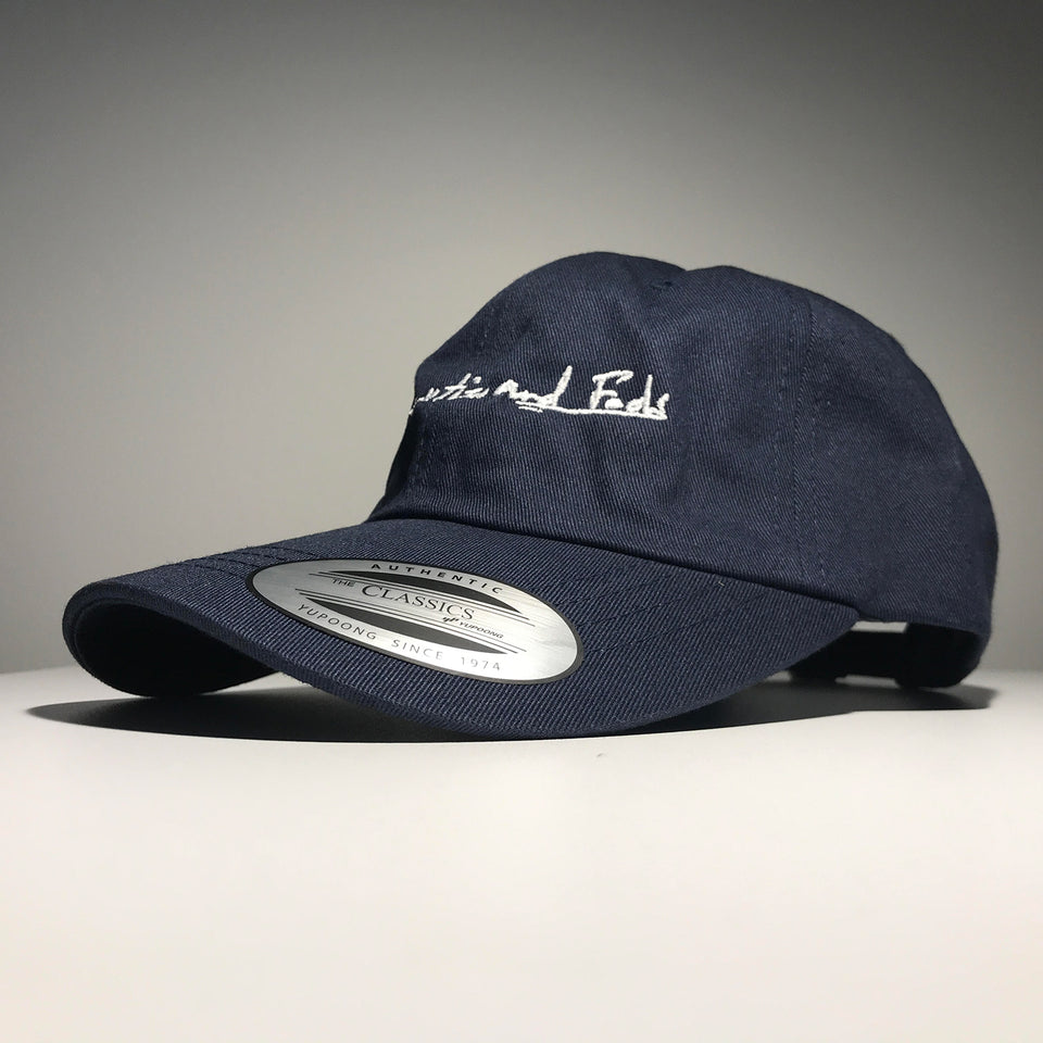 The Glorious Sons - YBAF - Navy Blue Dad Hat