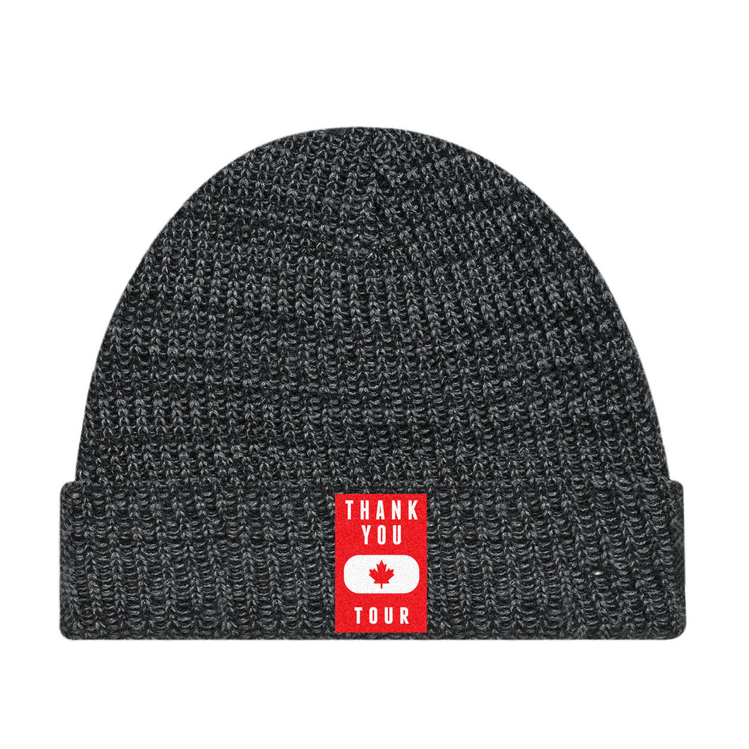Thank You Canada Tour - Flip Lid Toque
