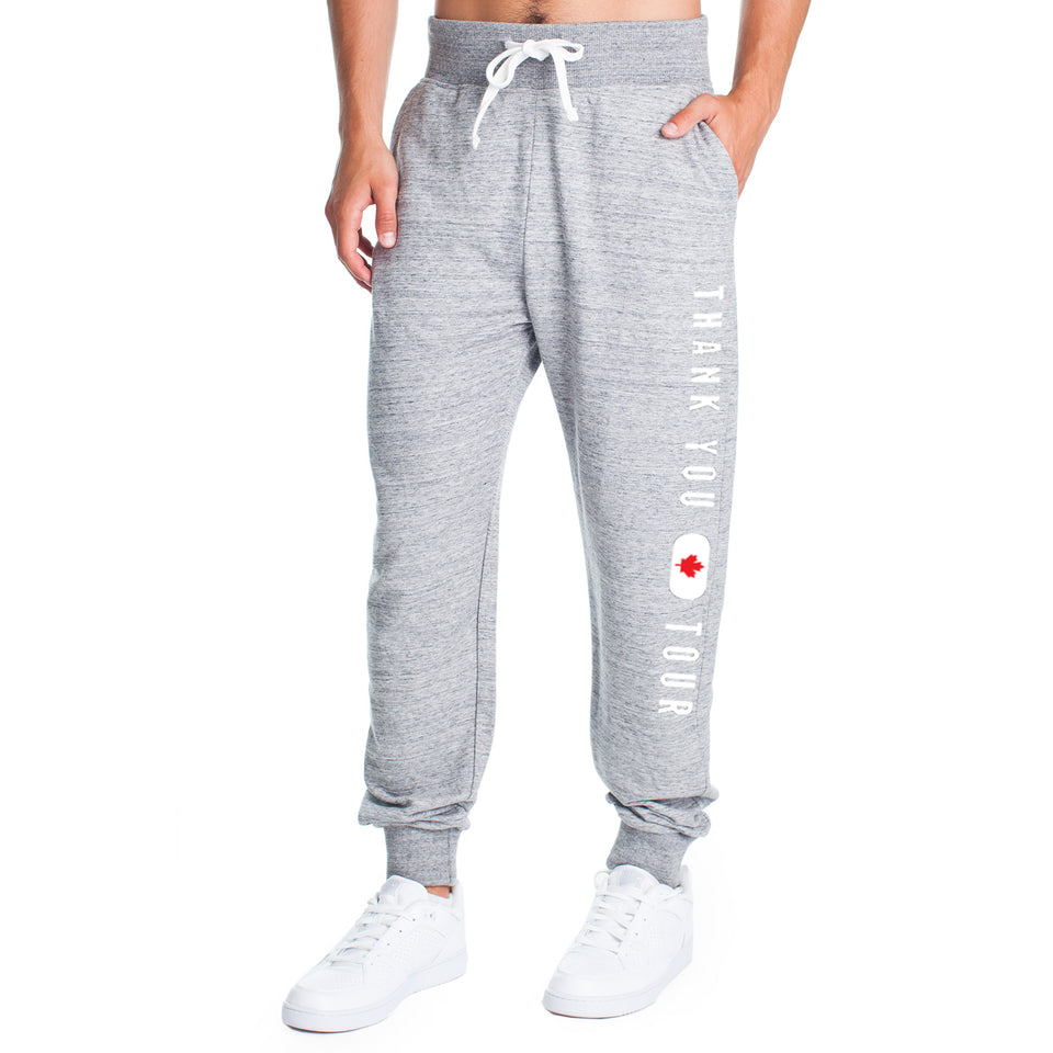Thank You Canada Tour - Premium Joggers