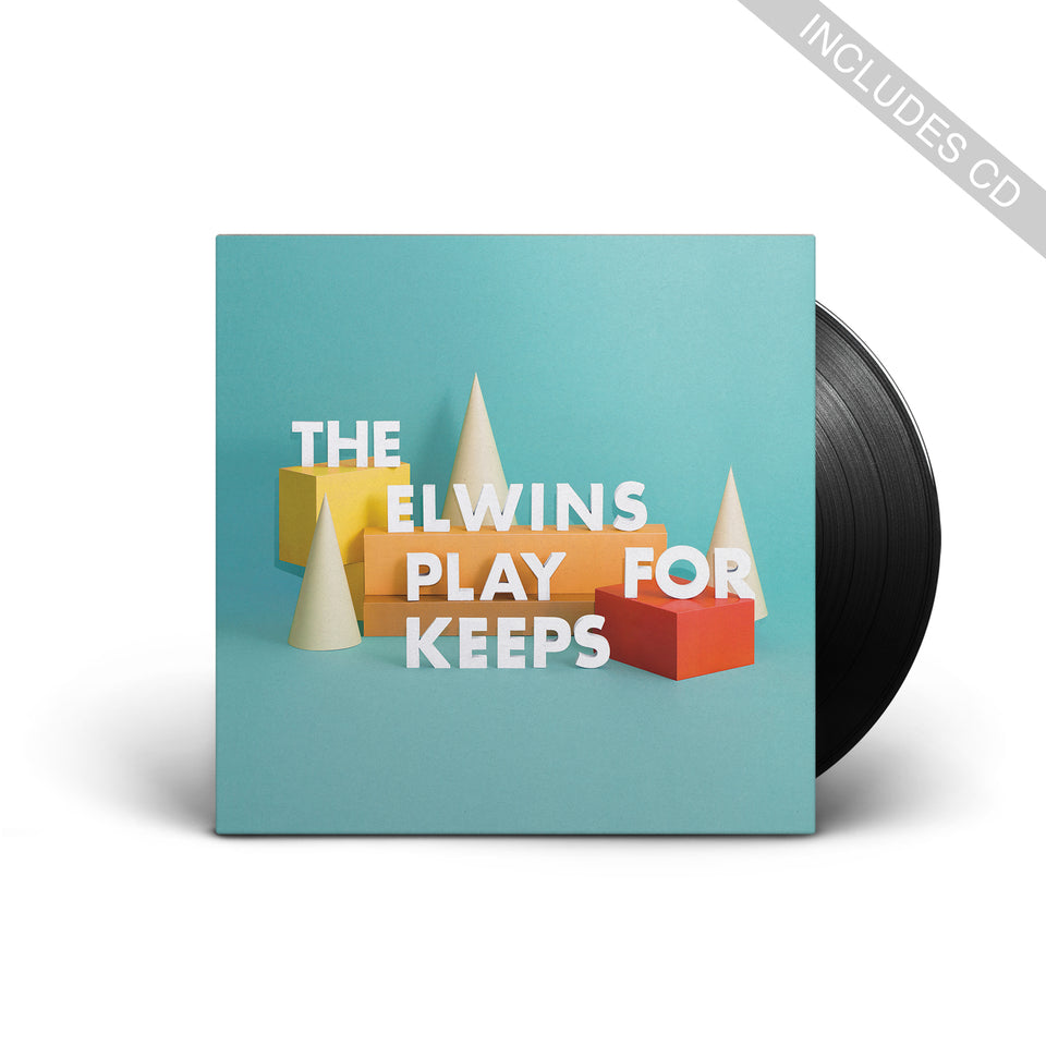 The Elwins - Play For Keeps - Vinyl + CD