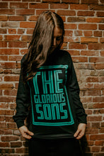 The Glorious Sons - TGS Logo - Unisex Black Long Sleeve Tee