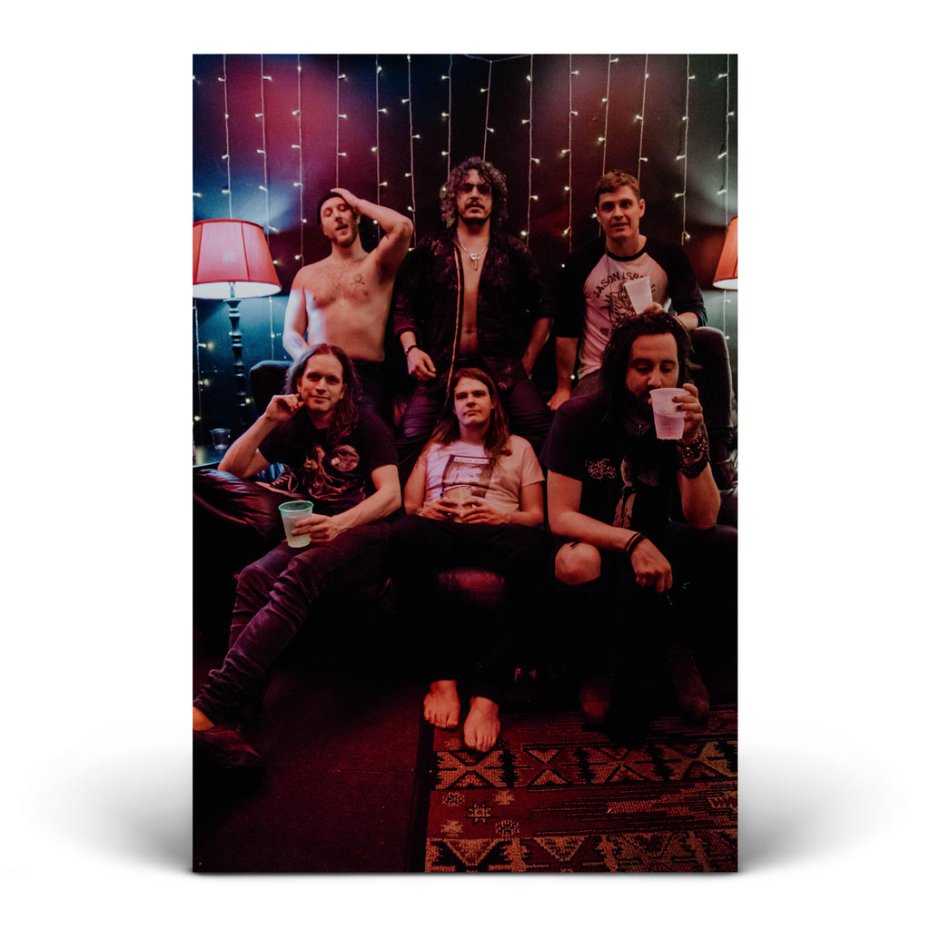 The Glorious Sons - Band - Poster (Signed & Unsigned)