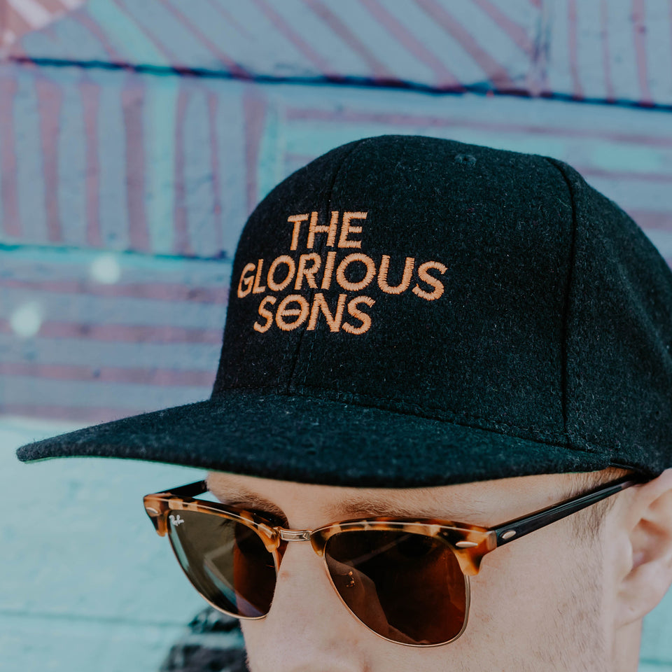 The Glorious Sons - Logo - Premium Snapback Hat