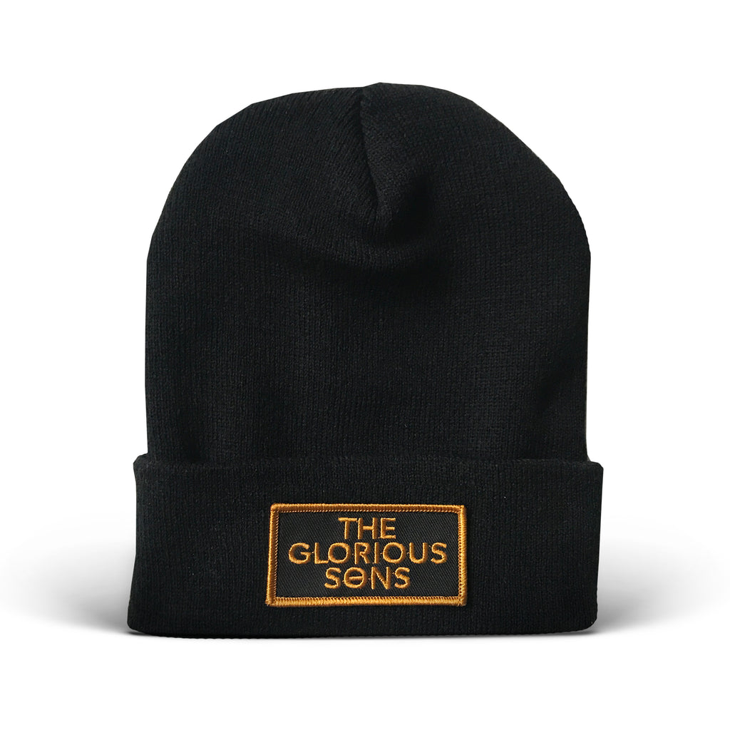 The Glorious Sons - Logo - Patch Beanie