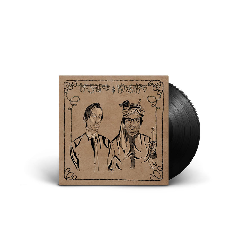 The Sadies - King Khan/Sadies 7 Inch Split Single
