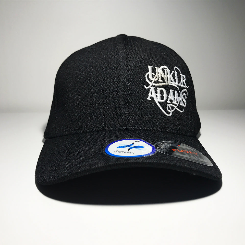 Unkle Adams - Logo - Hat - Initialed