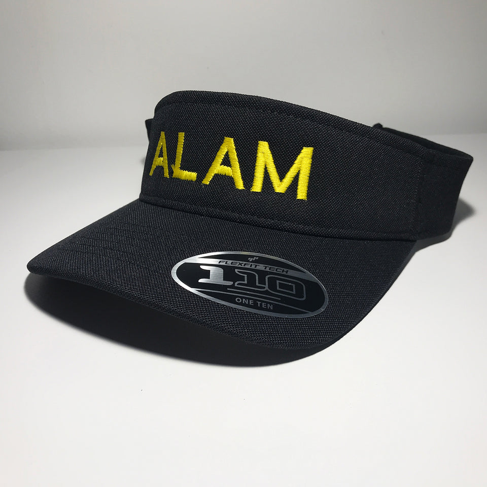 Unkle Adams - ALAM - Visor - Initialed