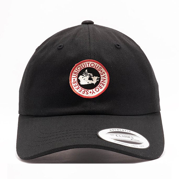 U.S.S. - Oh Canada - Black Dad Hat
