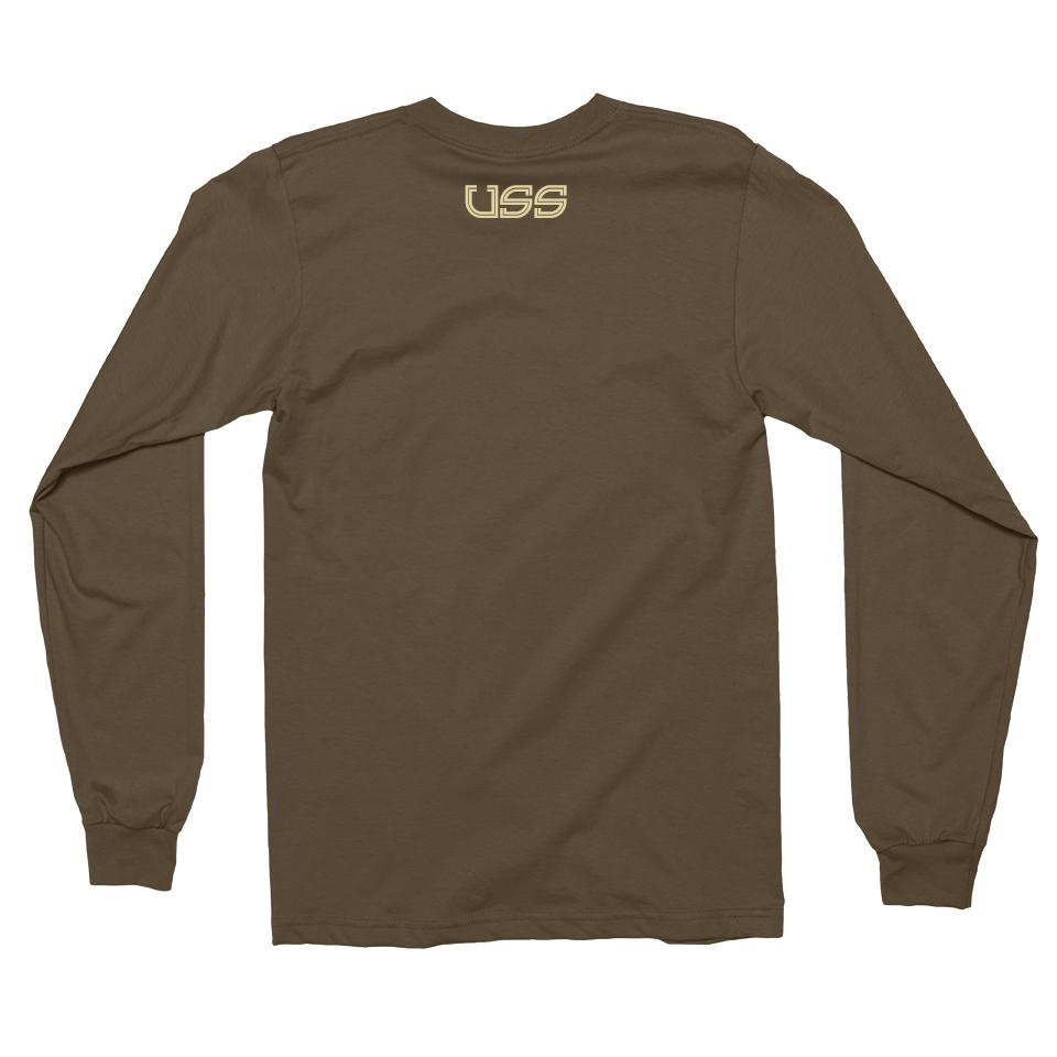 U.S.S. - Camp - Long Sleeve Tee