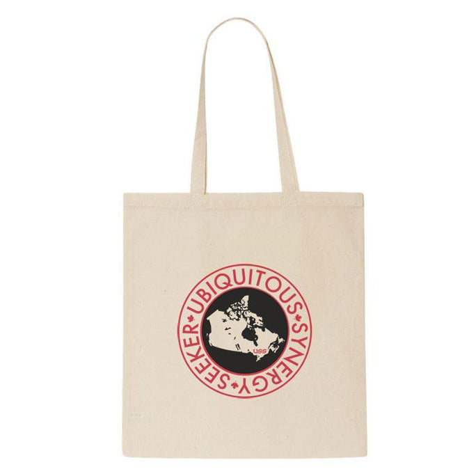 U.S.S. - Oh Canada - Natural Tote Bag