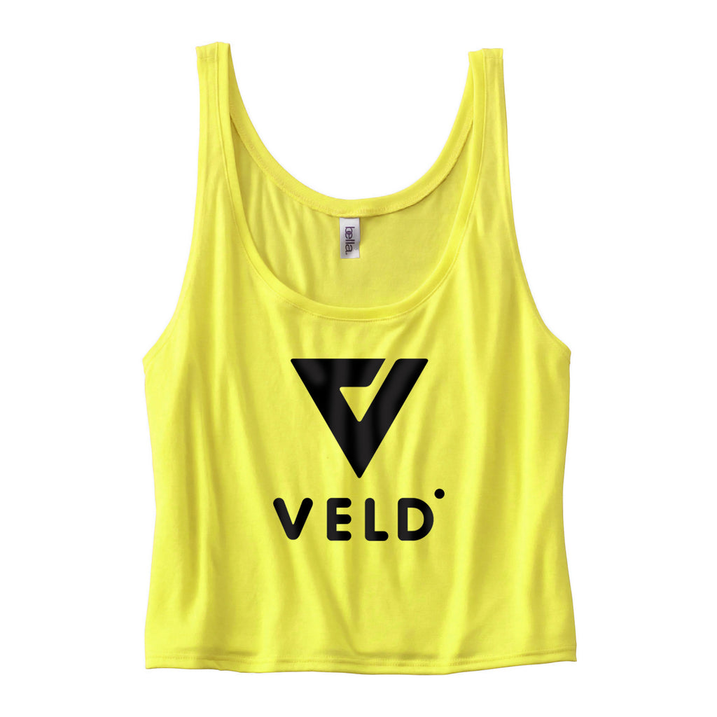 2018 VELD Ladies Flowy Tank Top