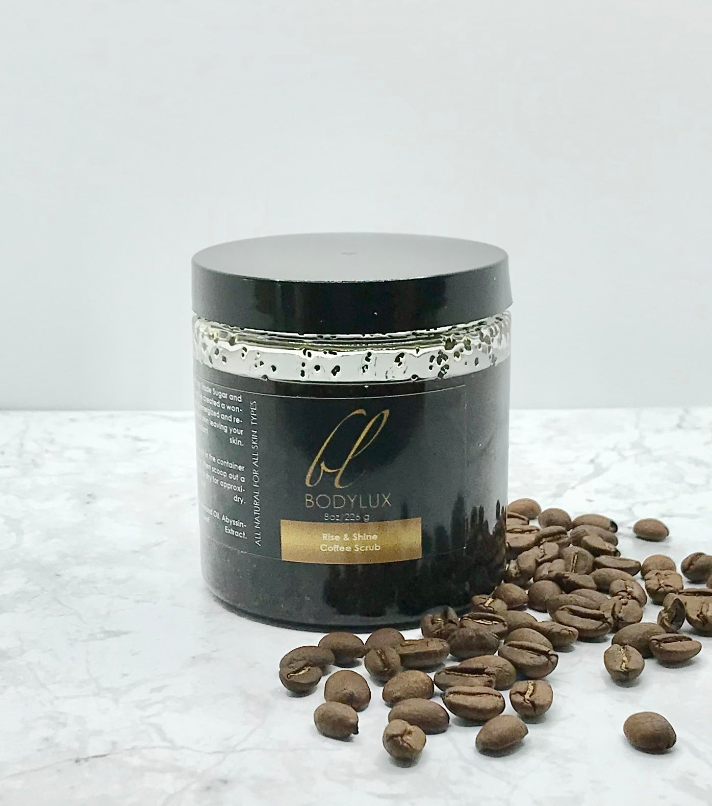 Rise & Shine Coffee Scrub