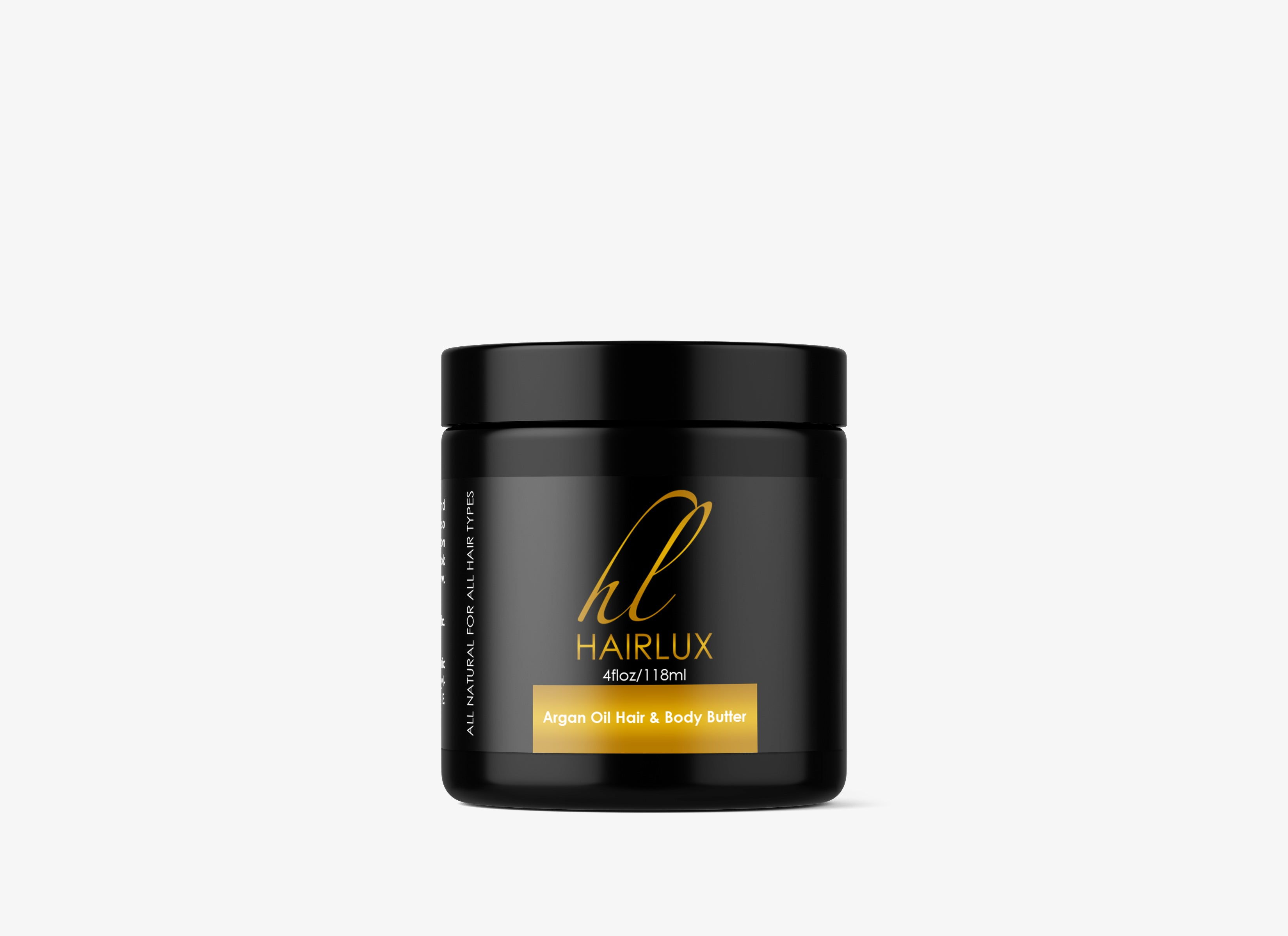 Argan Oil Hair & Body Butter