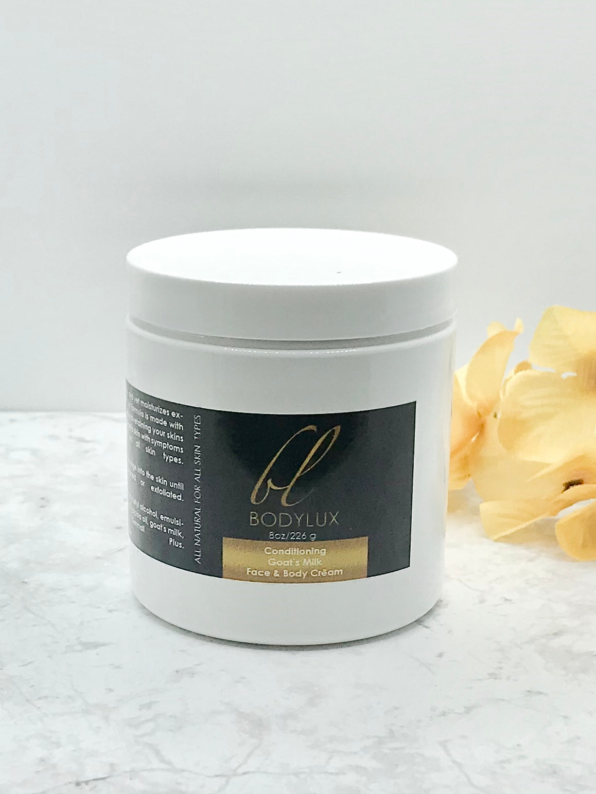 Conditioning Goat's Milk Face & Body Cream