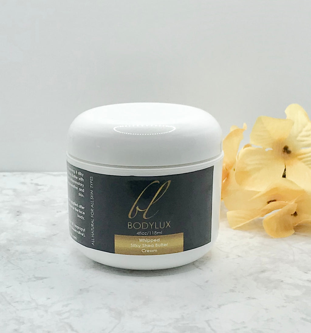 Whipped Silky Shea Butter Cream