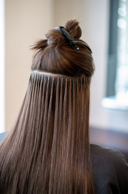 Keratin Bonds/Fusion Extensions Workshop