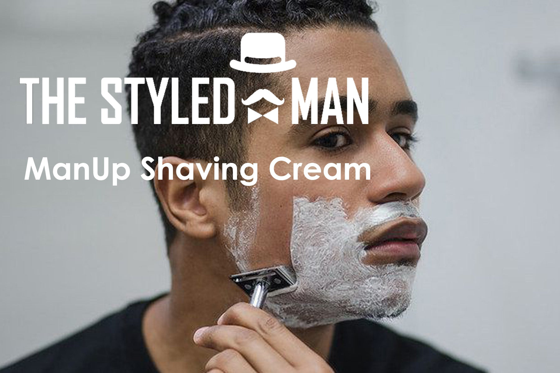 ManUp Shaving Cream