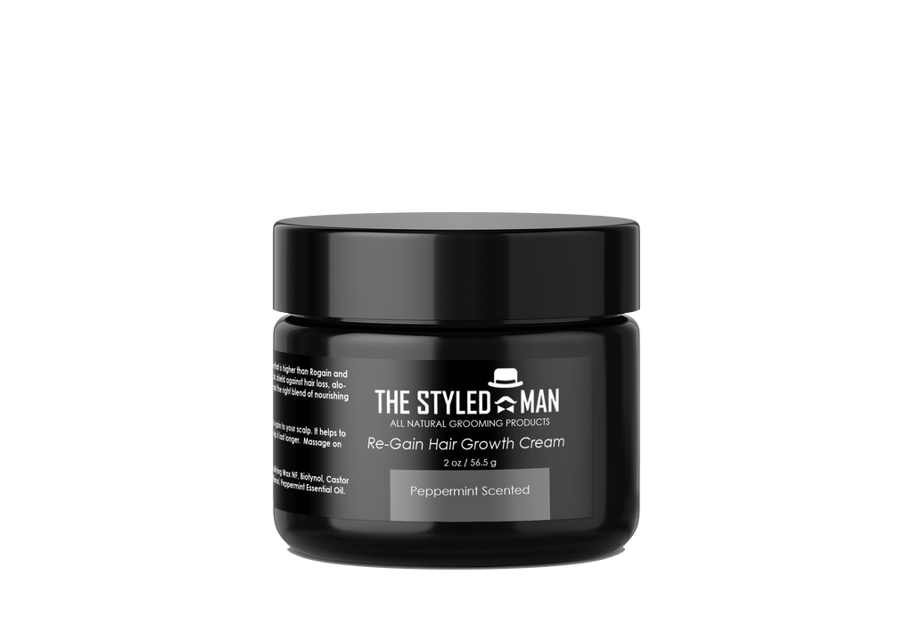 Re-Gain Hair Growth Cream