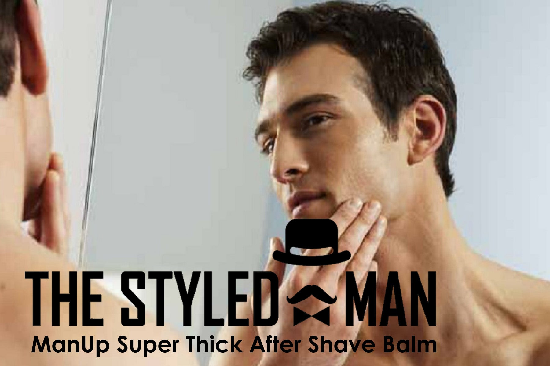 ManUp Super Thick After Shave Cream