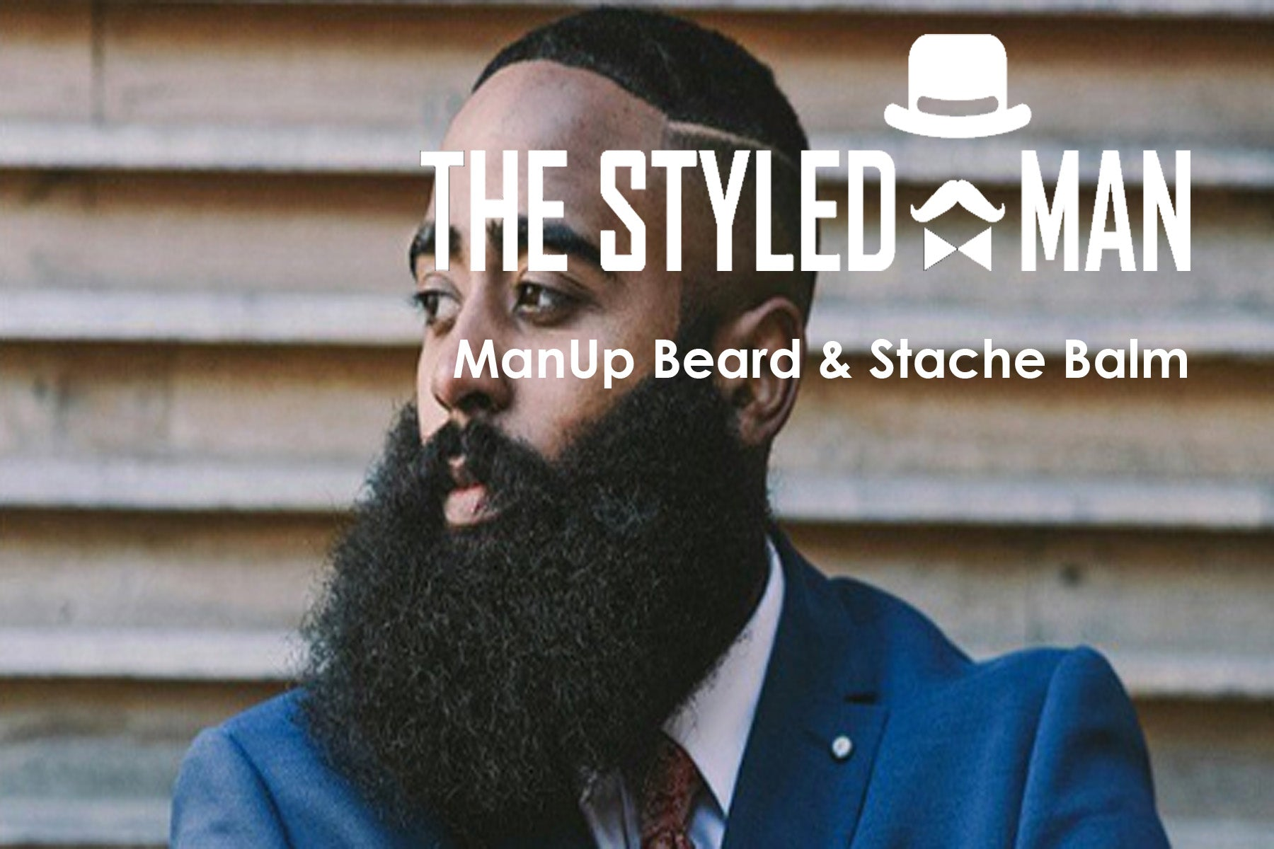 ManUp Soften & Grow Beard & Stache Balm
