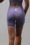 ELENOR Seamless Tight Shorts Lilac | ELENOR Dikişsiz Kısa Tayt Lila