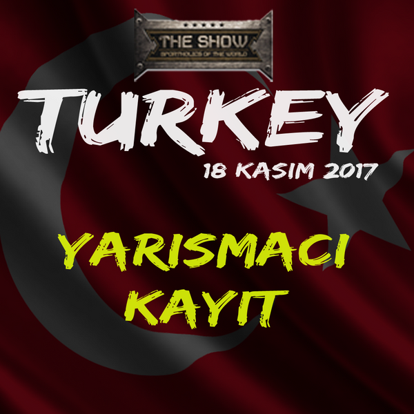 THE SHOW TURKEY YARIŞMACI KAYIT