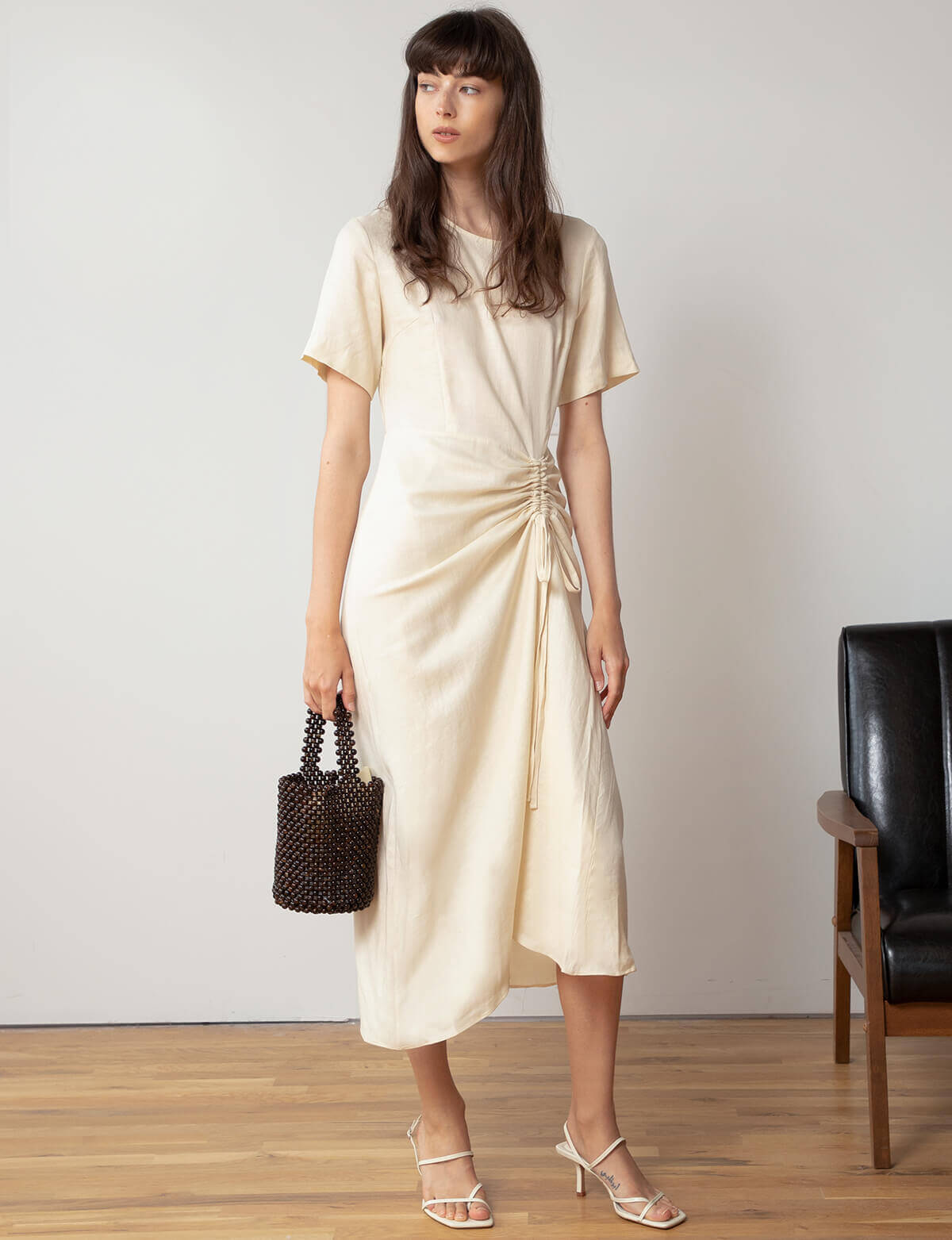 Sustainable Linen Dress